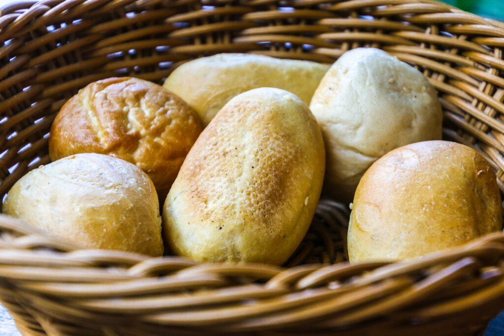 Lower your carb intake; breads, sugar and other hidden carbs too.