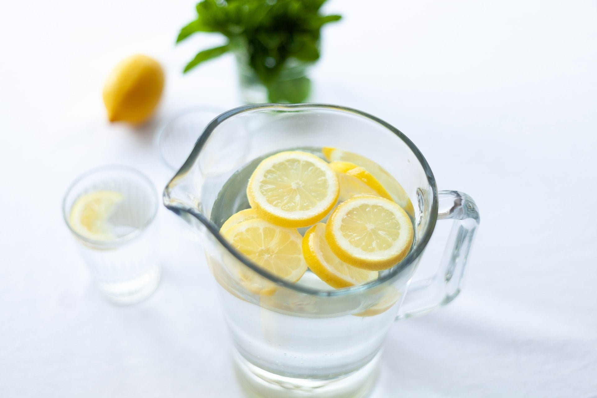 Lemon Water - Stay Hydrated, The First Step to Weight Loss