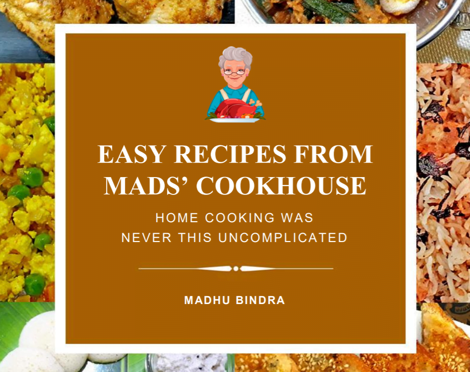 Ebook Review: Easy Recipes from Mads' Cookhouse