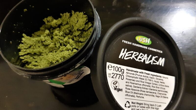LUSH Product Hack: Natural Face Mask at The Cost of a Cleanser