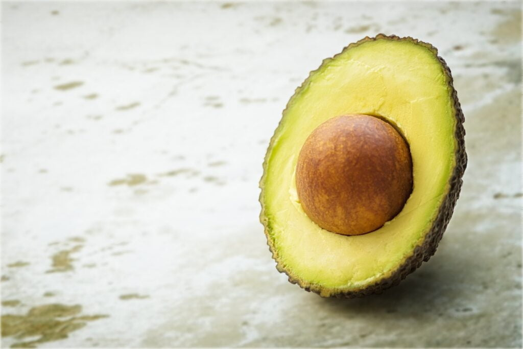 Avocado and avocado seeds to skincare