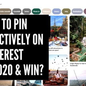How to Pin on Pinterest in 2020? 5 Tips to Pin Perfection